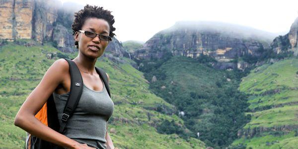 Randonnée dans le Drakensberg en Afrique du Sud