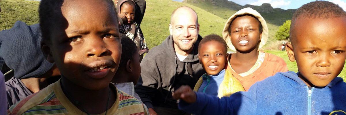 Trek au Lesotho: rencontre avec les enfants du village