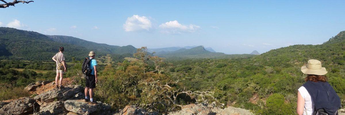 Randonnée dans le Soutpansberg en Afrique du Sud