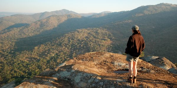 Randonnée au Swaziland