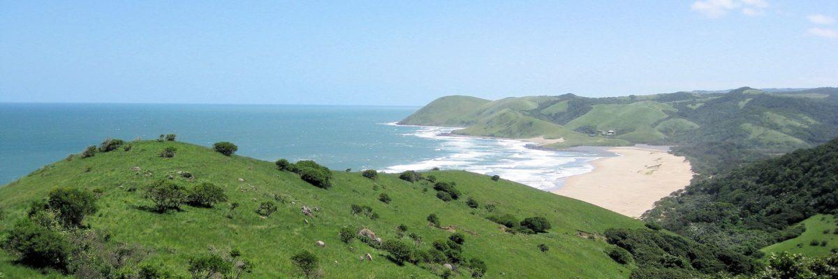 Randonnée sur la Wild Coast en Afrique du Sud