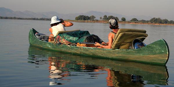 safari en canoe en autonomie