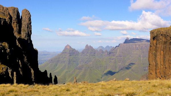 Fangs Pass - Drakensberg