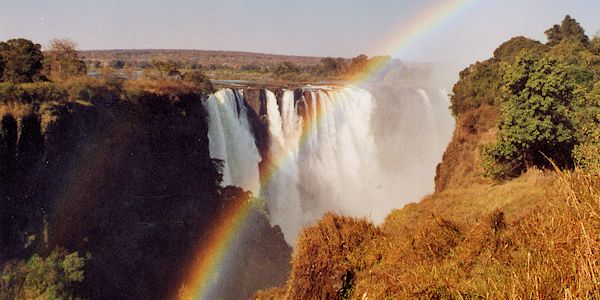 les chutes victoria - safari au Zimbabwe